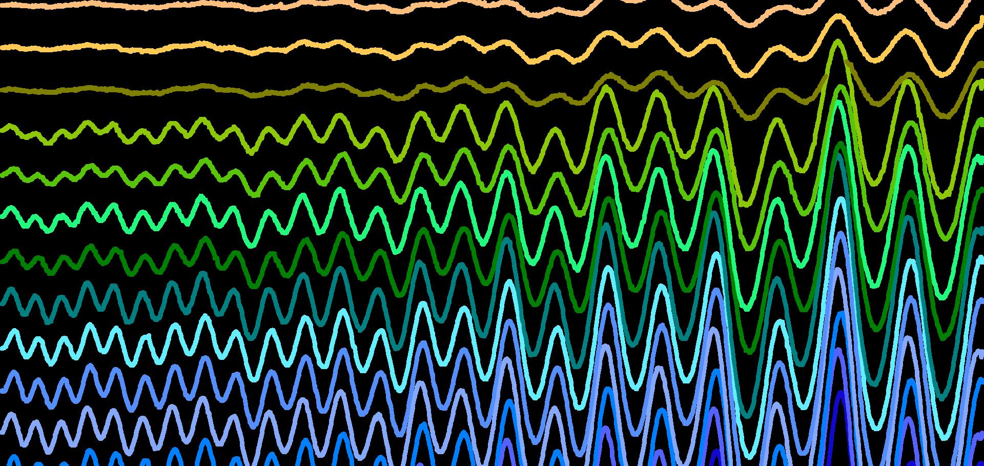 Quantum oscillations.