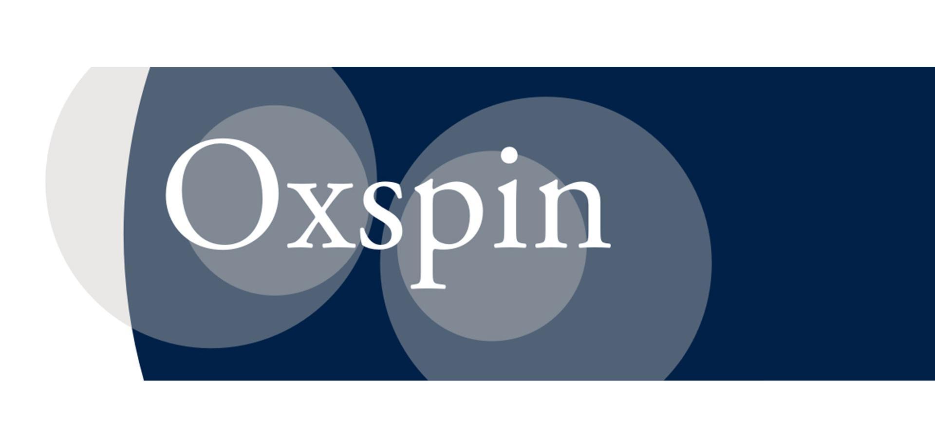 Oxspin logo