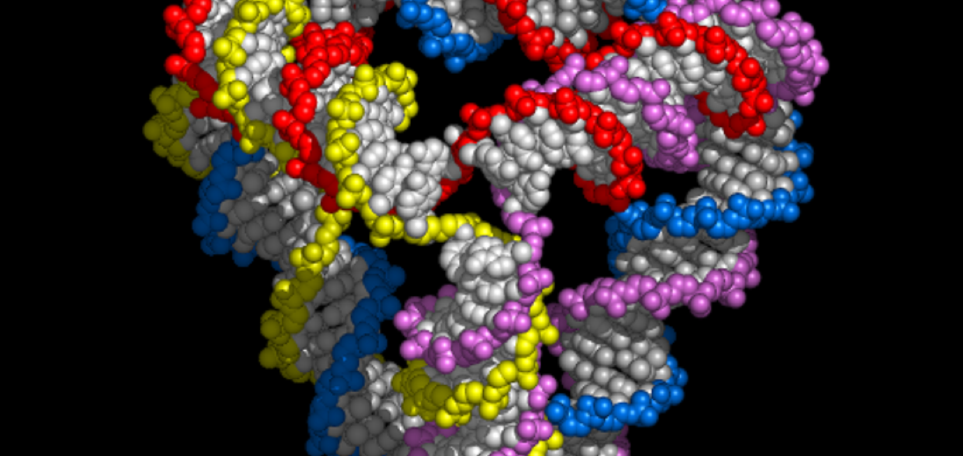 DNA tetrahedron