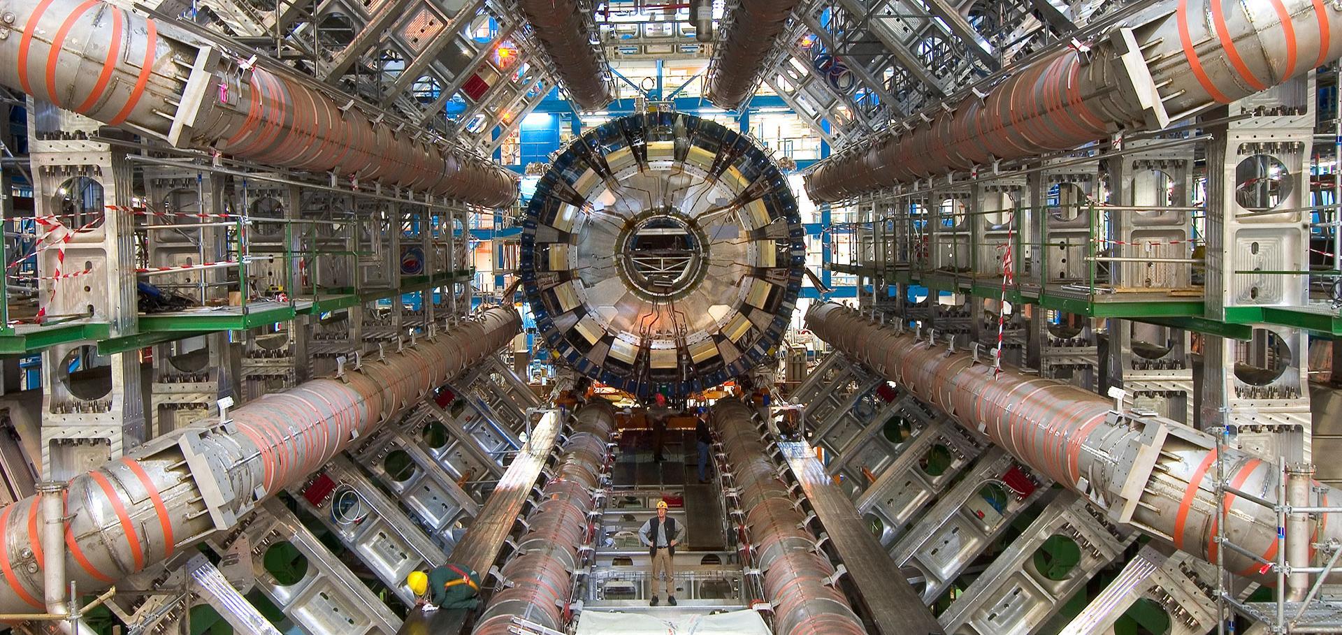 ATLAS experiment, CERN