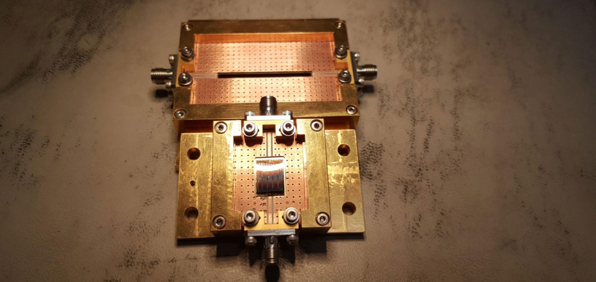 Superconducting quantum amplifier